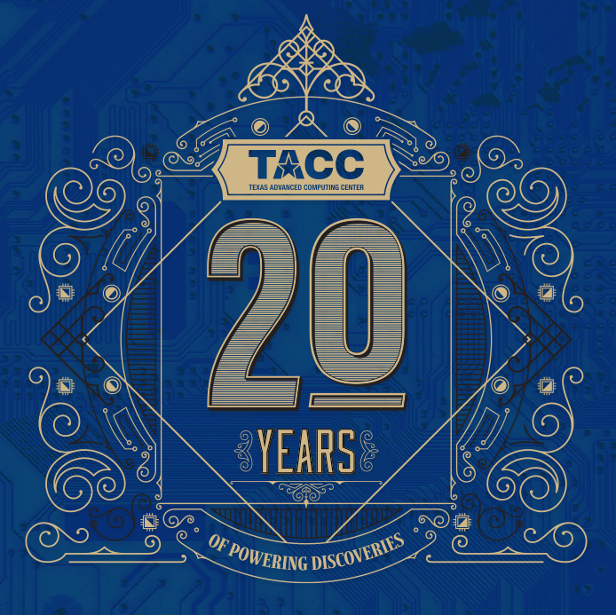 TACC: 20 Years of Powering Discoveries