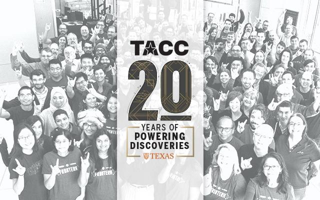 Happy 20th Anniversary, TACC!